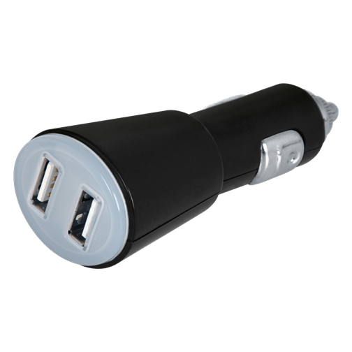SCH 320 Two USB Car  Charger